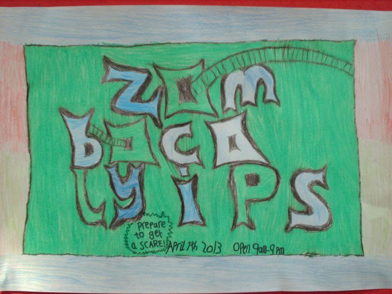 Zombocolyips Poster