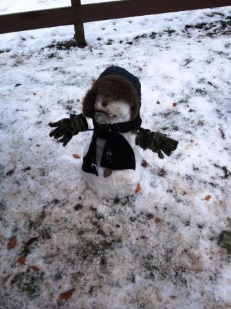 Snowman fun2