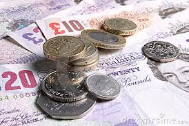 Image result for UK money clipart